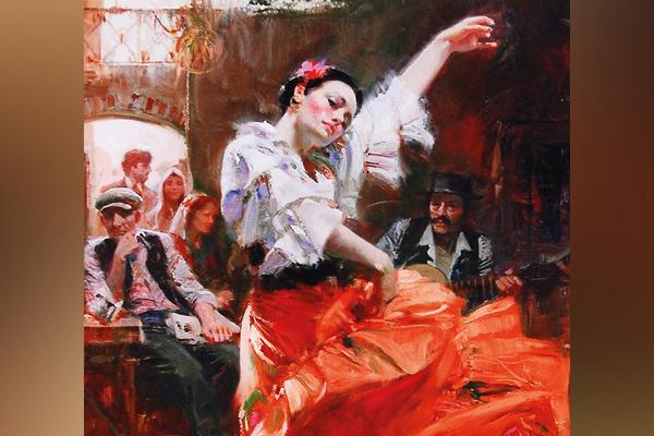 Испанская феерия