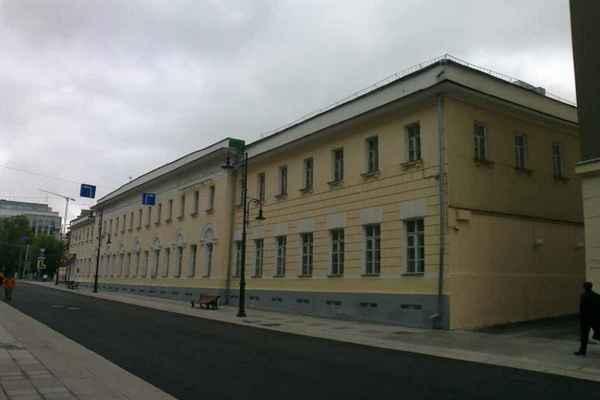 Центральная научная СТД РФ