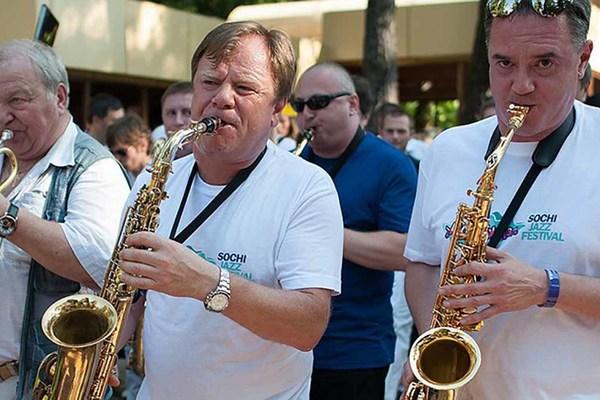 Х «Sochi Jazz Festival»