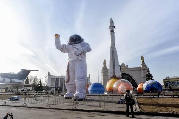 ВДНХ. Космонавтика и авиация