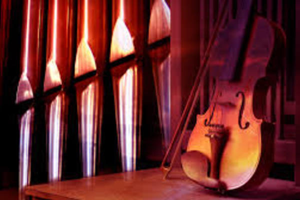 Триумвират гениев: Бах, Гендель, Вивальди.