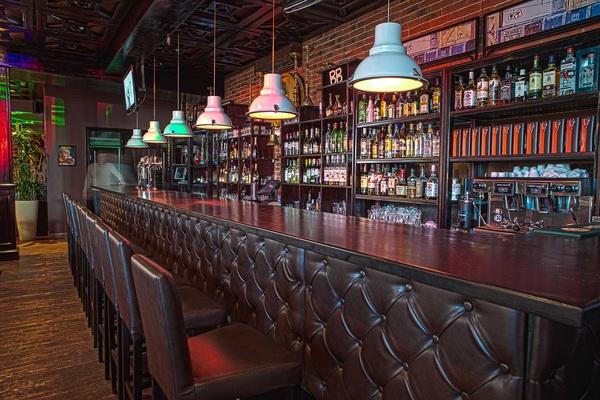 Brown Bar