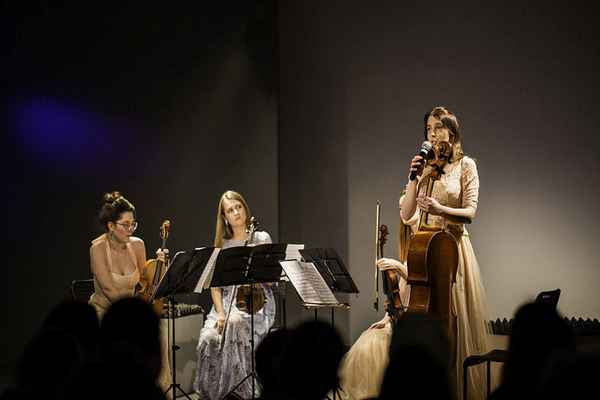EstroQuartet: «Как отличить Гайдна от Моцарта?»