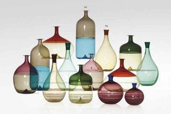 Художественное стекло Скандинавии
