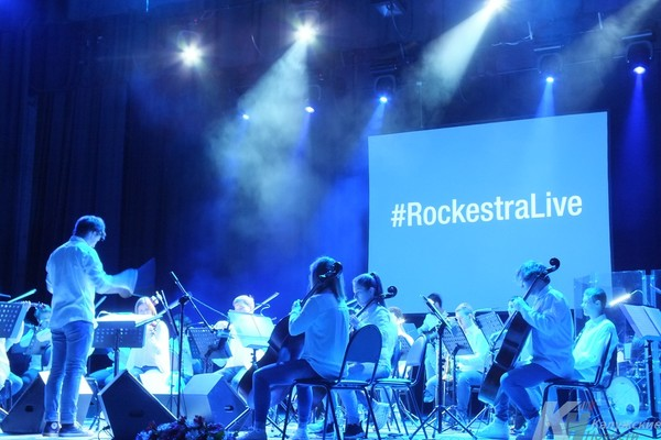 Симфонические рок-хиты RockestraLive и Hard Rock Orcestra