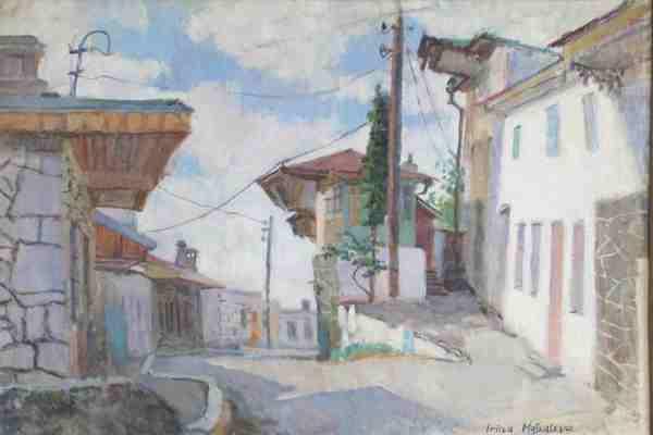 живописи Ирины Москалевой «Созерцать. Восхищаться. Творить»