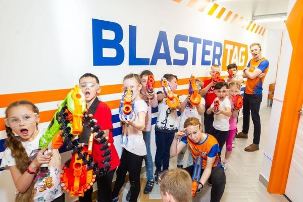 BlasterTag