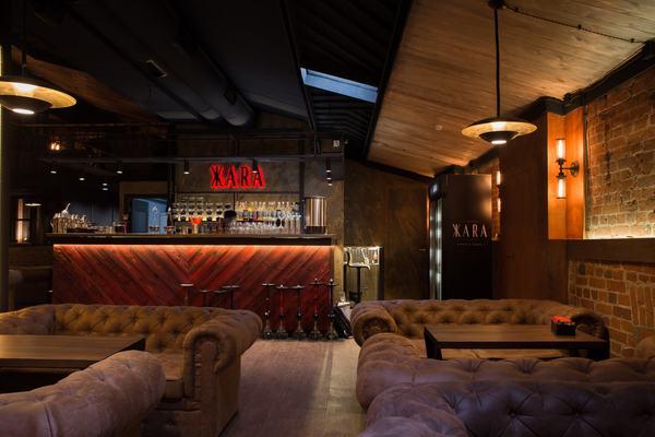 Жара Lounge