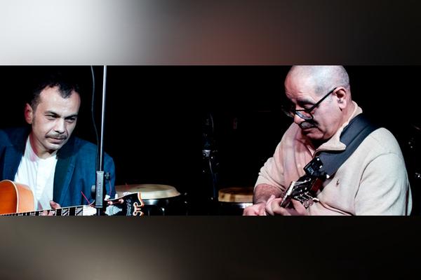 Guitar Day. 1+1. Мукуч Суджян и Георгий Яшагашвили