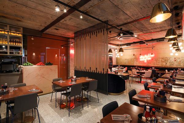 Burger & Pizzetta на Большой Никитской