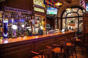 Dark Patrick's Pub