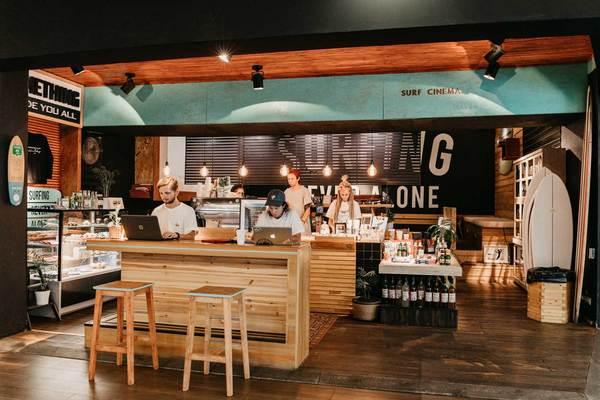 Surf Coffee x Gorky Mall