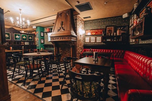 Connolly Station Pub