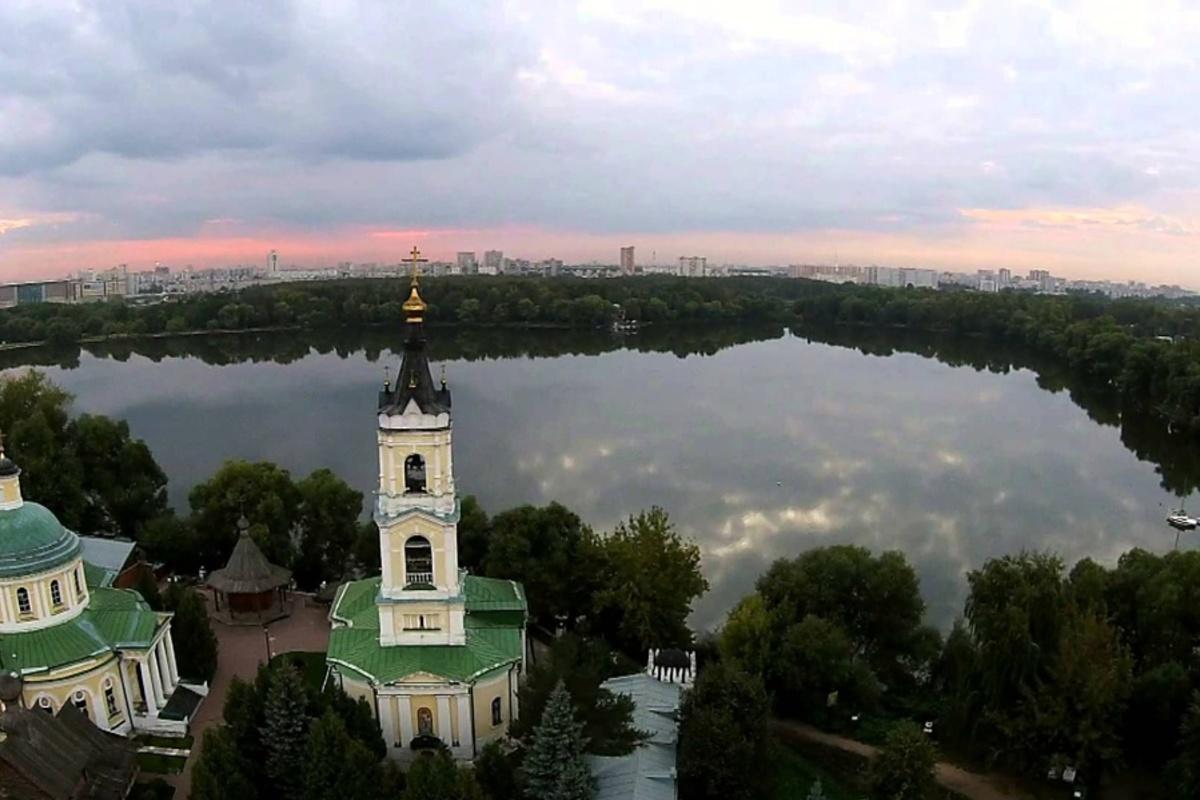 фото святого озера в москве главное для человека