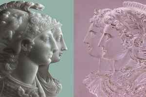 Глиптика: прошлое и настоящее