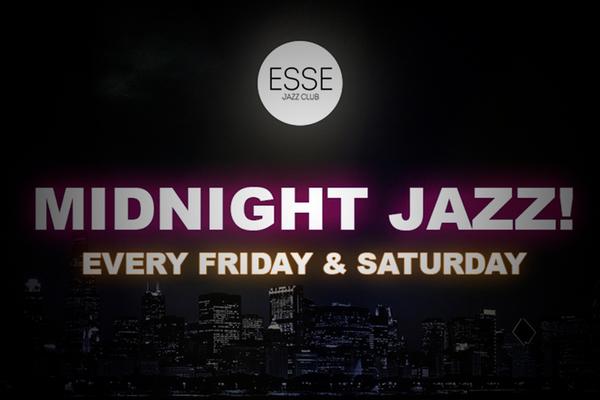 "Midnight jazz: ""Just jazz quintet"" Вячеслава Великого"