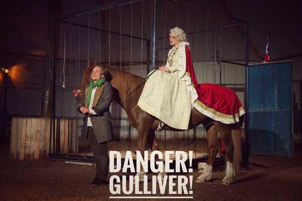 Danger, Gulliver!