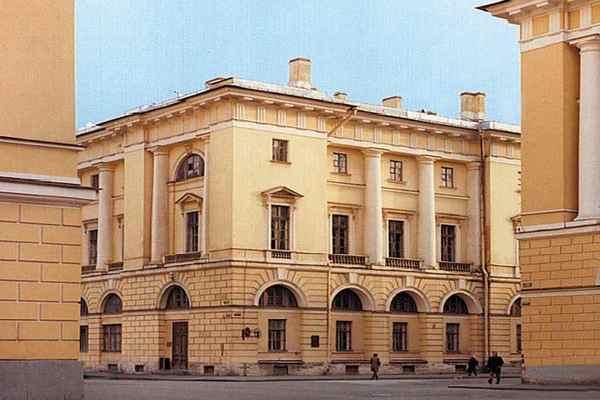 Санкт-Петербургская государственная Театральная библиотека