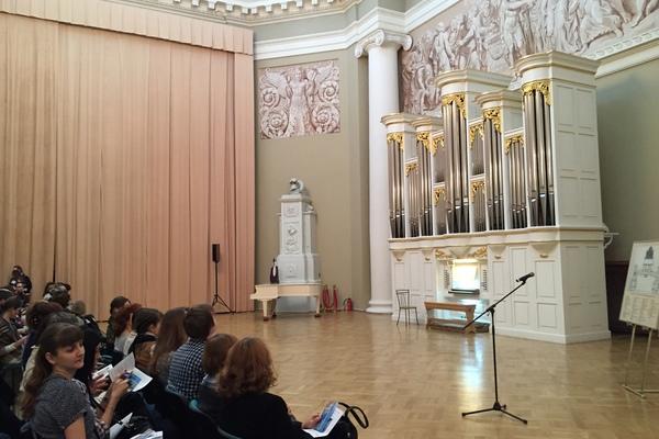 K-FEST 2019: «Aria quinta». Михаэла Кёгель (сопрано), Татьяна Рябова (орган)