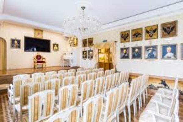 Музыкальный вечер в Доме Романовых