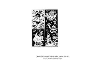 Please punk my comics heroes!