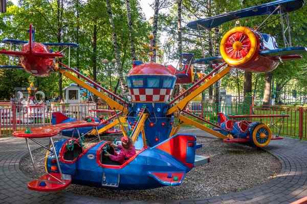 Страна веселья в Измайловском парке