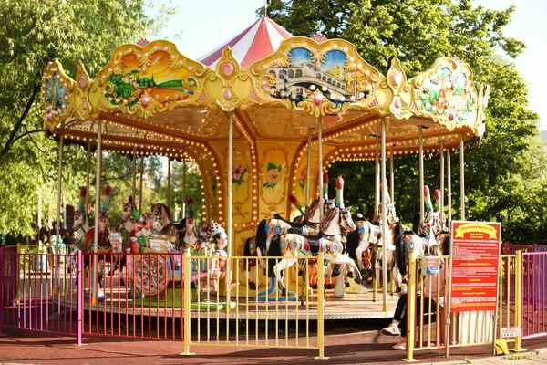 Страна веселья в Воронцовском парке