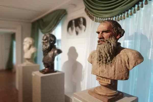 Репин: миф о Толстом