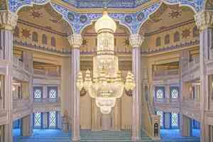 по Московской соборной мечети