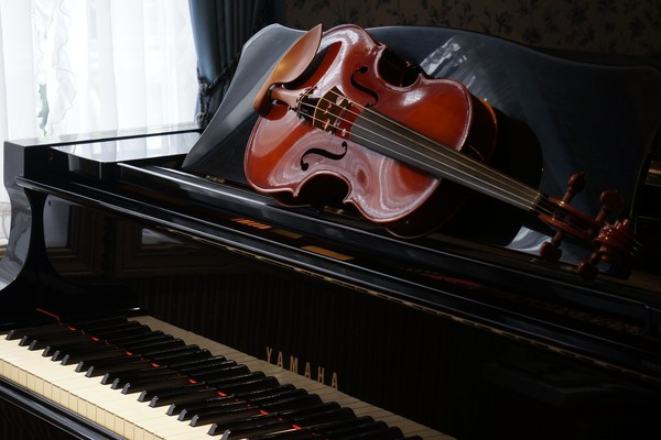 Музыка для флейты и фортепиано