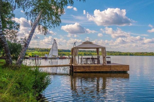 Круглое озеро / Round Lake