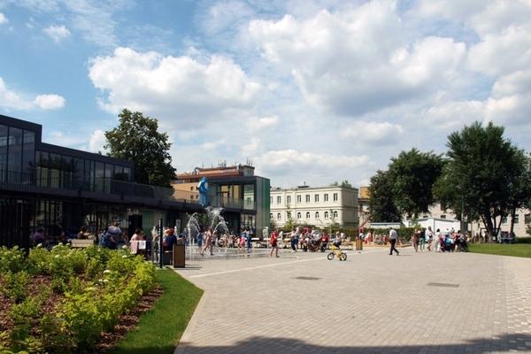 Таганский детский парк имени Н.Н. Прямикова
