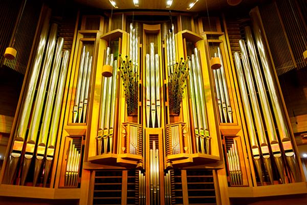 Музыка из соборов Европы