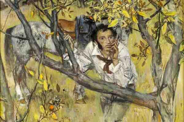 Многоликий Пушкин