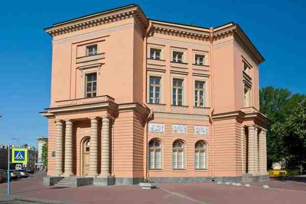 Павильоны Михайловского замка