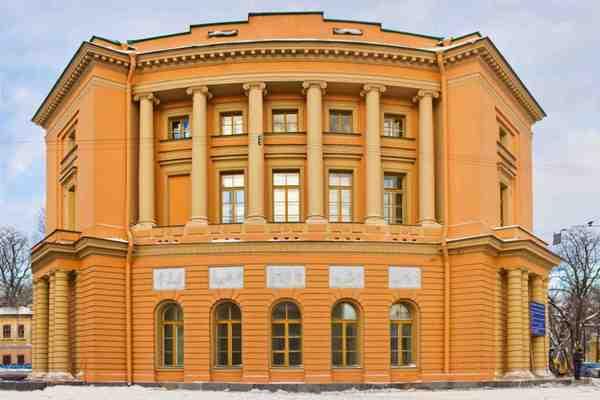 Центр мультимедиа (Виртуальный Русский музей)