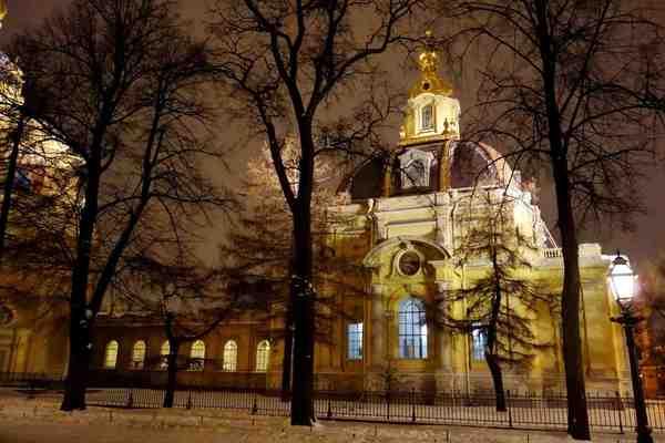 Петропавловский собор. Великокняжеская усыпальница