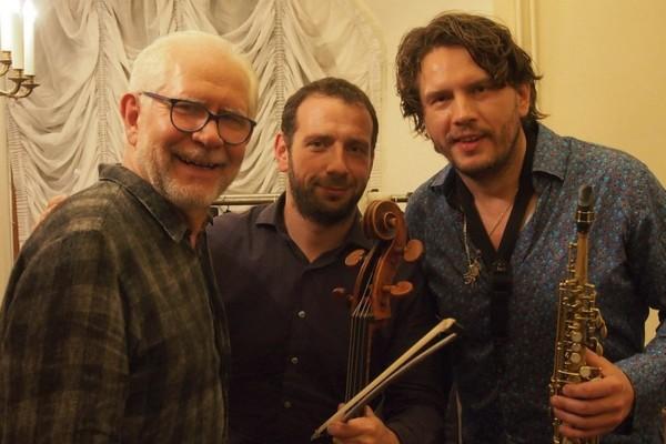 Винцкевич — Андрианов Трио, Вартан Бабаян, Eric Alexander Quintet