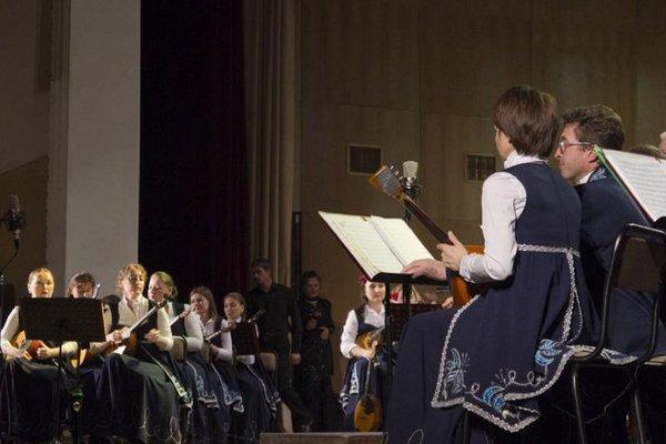 В ритме танца. Государственный оркестр народных инструментов РТ
