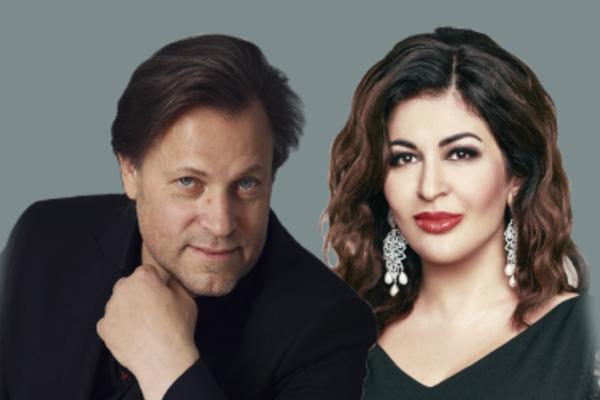 Звезды мировой оперной сцены. В. Джиоева, В. Герелло и Гони РТ