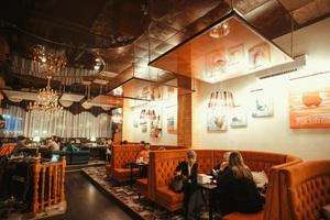 Lounge cafe Mozart