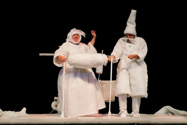 Папа всегда прав. Театр Кредо(Болгария)