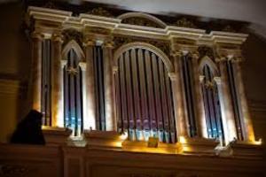 Vox celesta: вокальный ансамбль и орган