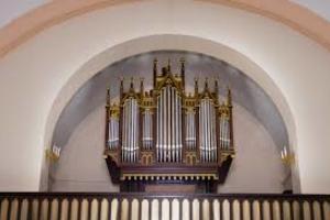 Готический триптих и шедевры органной музыки: Бах, Лист, Франк