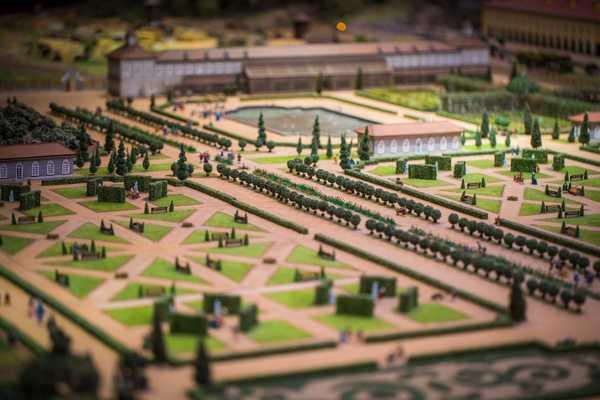 Музей-макет Петербурга и пригородов 18 века (Петровская Акватория)