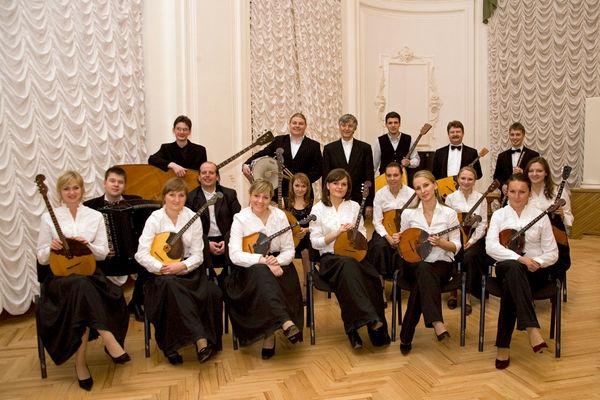 Концерт на трех струнах