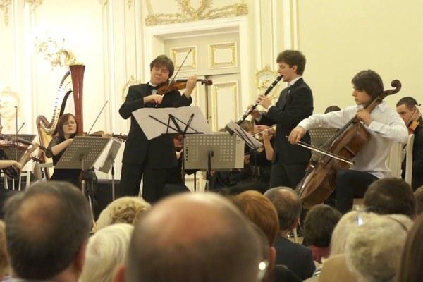 Вечер музыки для скрипки. Илья Козлов