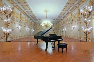 Вечера популярных фортепианных программ