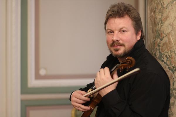 Вечер музыки для скрипки. Павел Попов