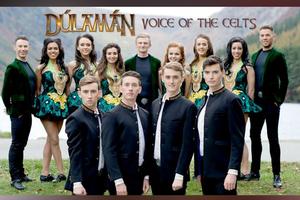 DULAMAN. Ирландское танцевальное шоу
